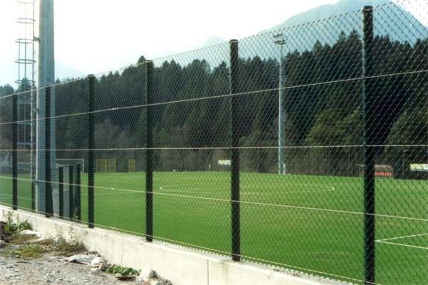 Recinzioni per campi sportivi